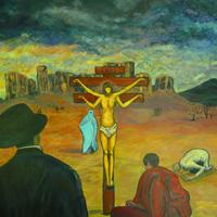 de 4 armige kruisiging